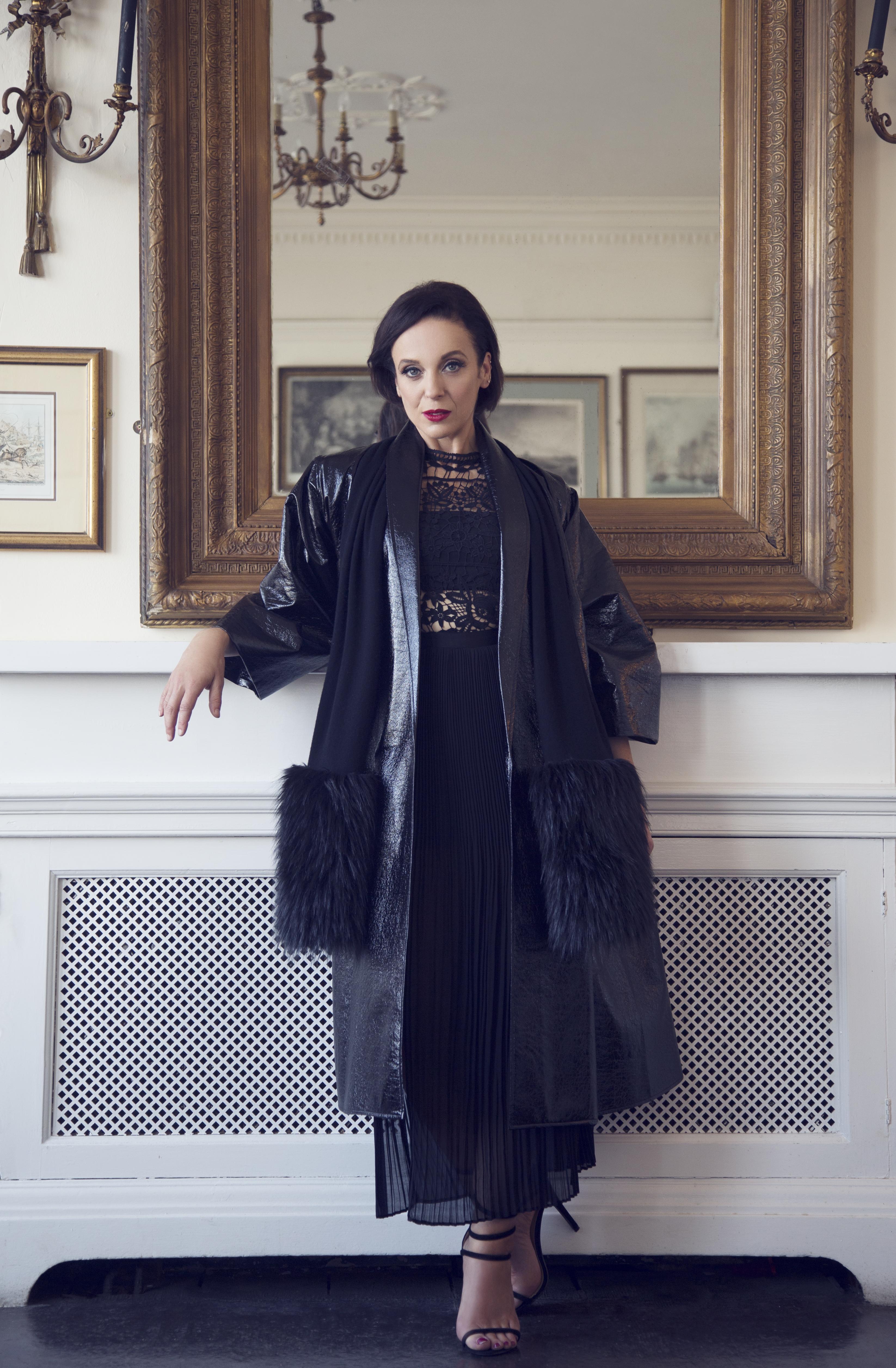 Amanda Abbington 2018