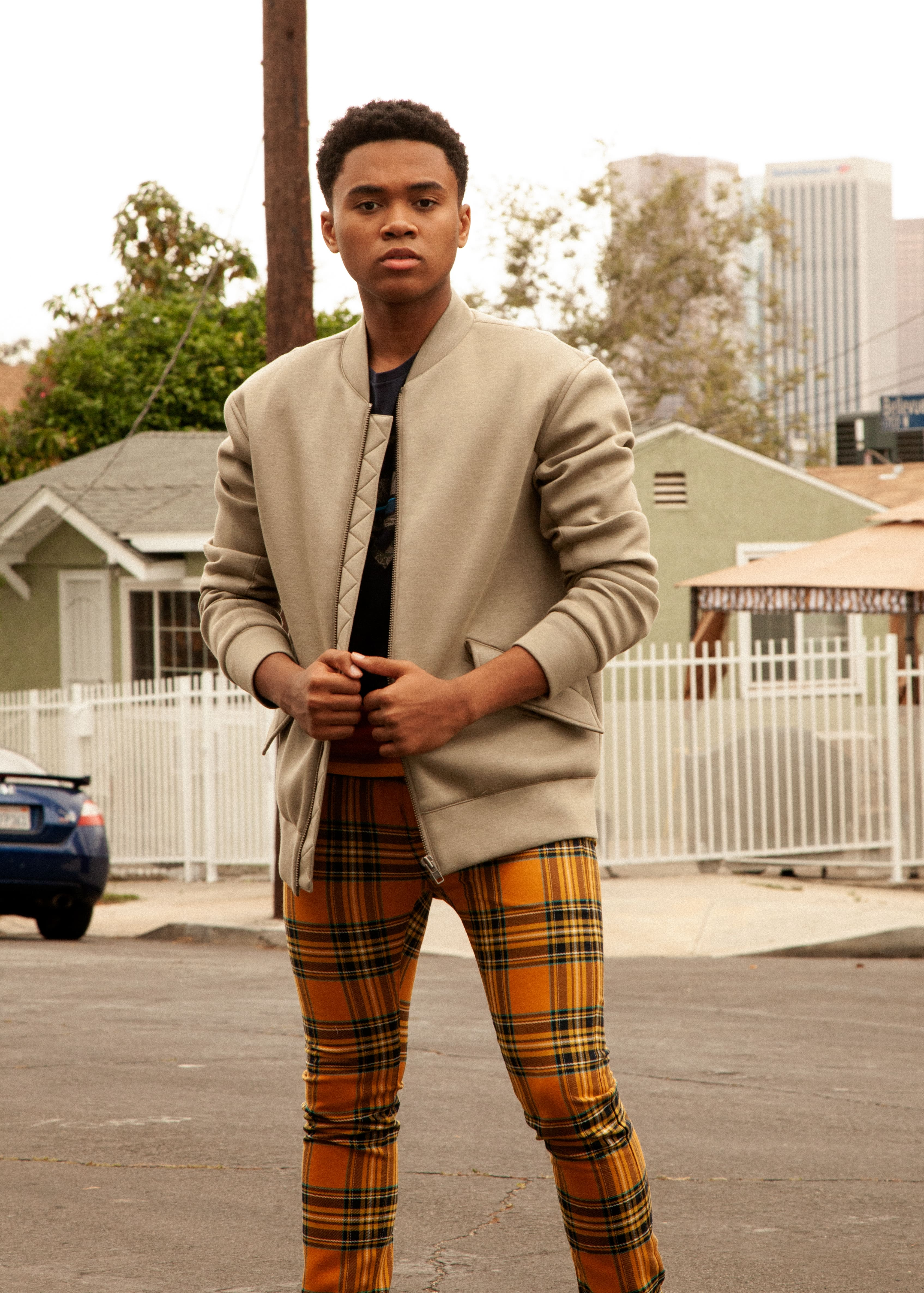 Chosen Jacobs Photoshoot 2018