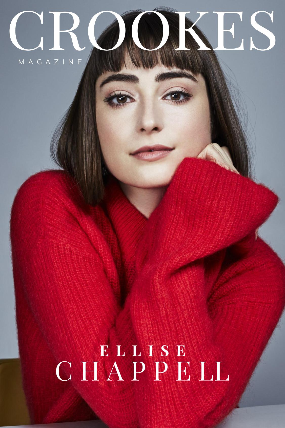Ellise Chappell Photoshoot 2018