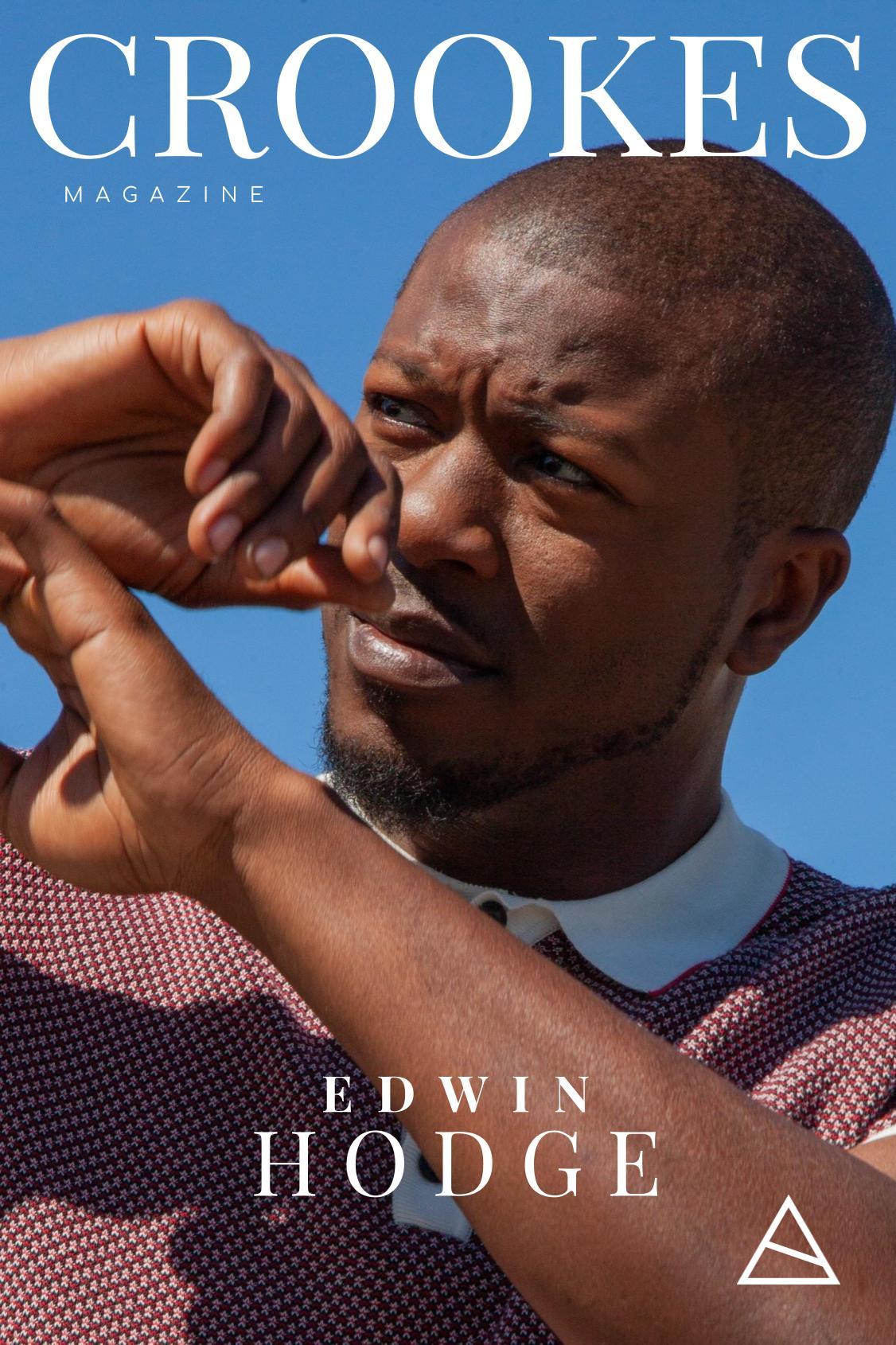 Edwin Hodge Photoshoot 2018