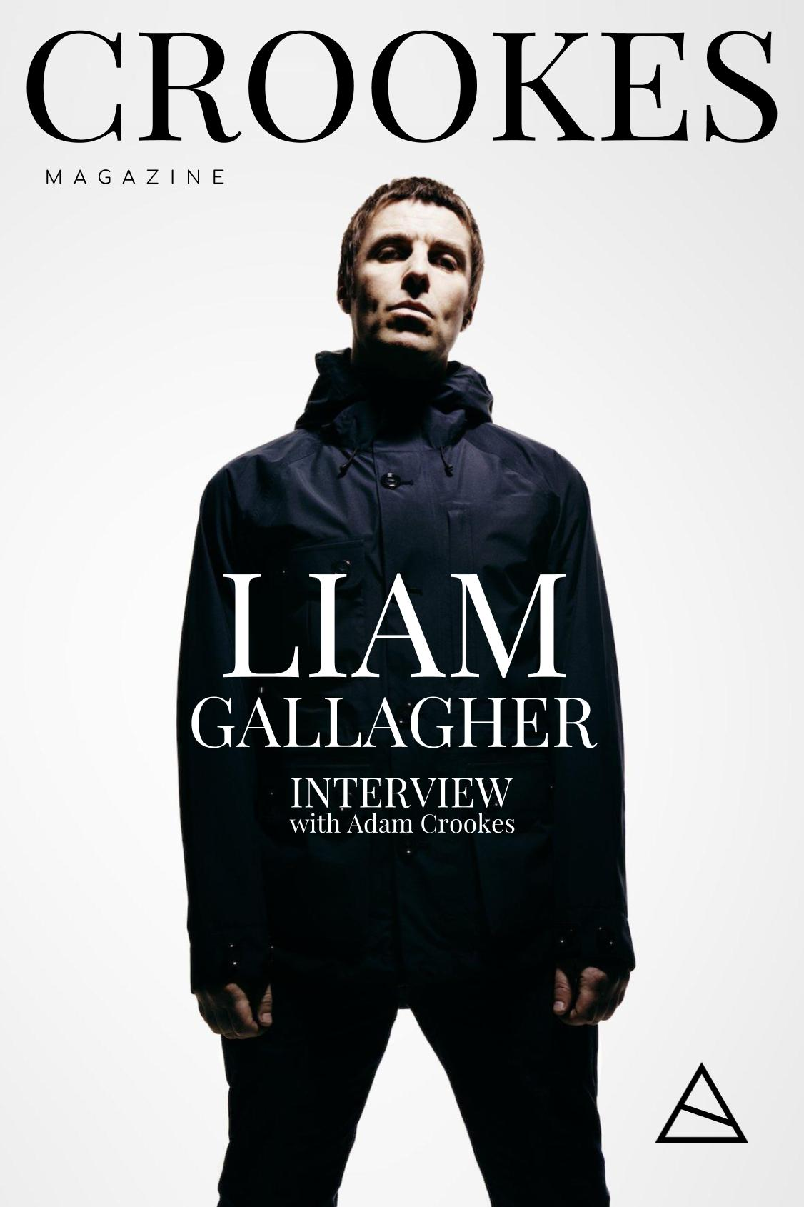 Liam Gallagher Photoshoot 2017