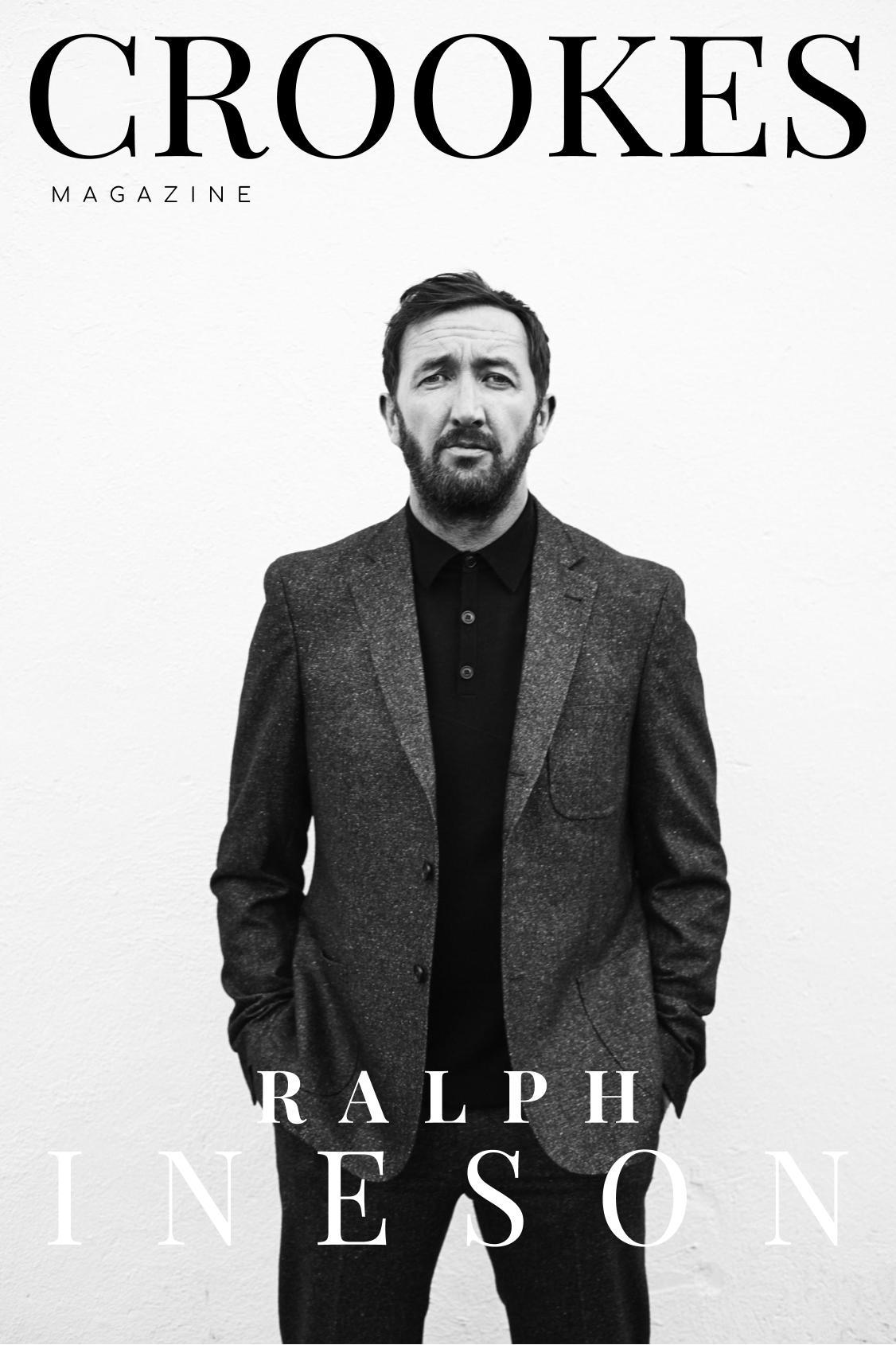Ralph Ineson Photoshoot 2018