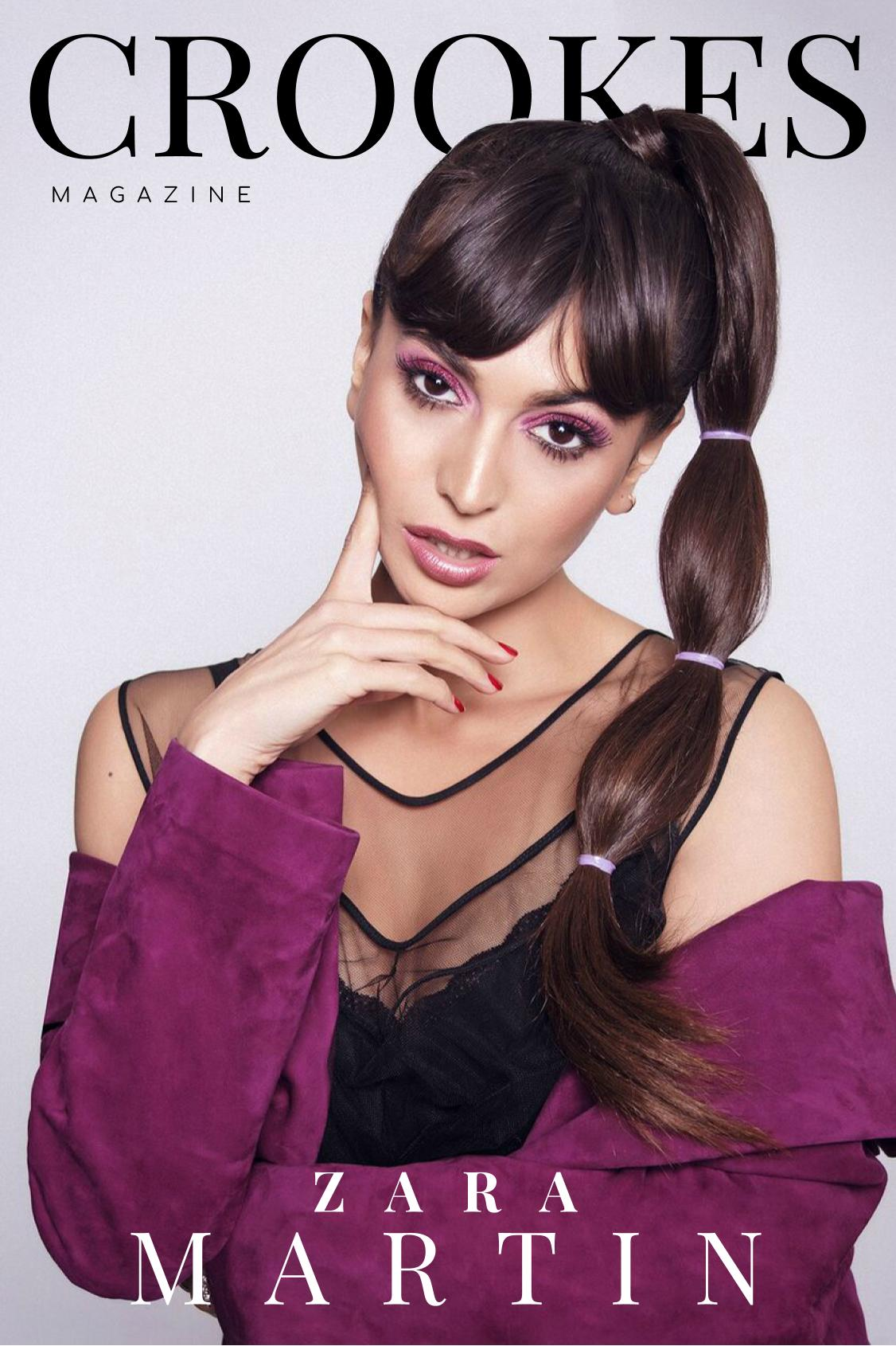 Zara Martin Photoshoot 2018