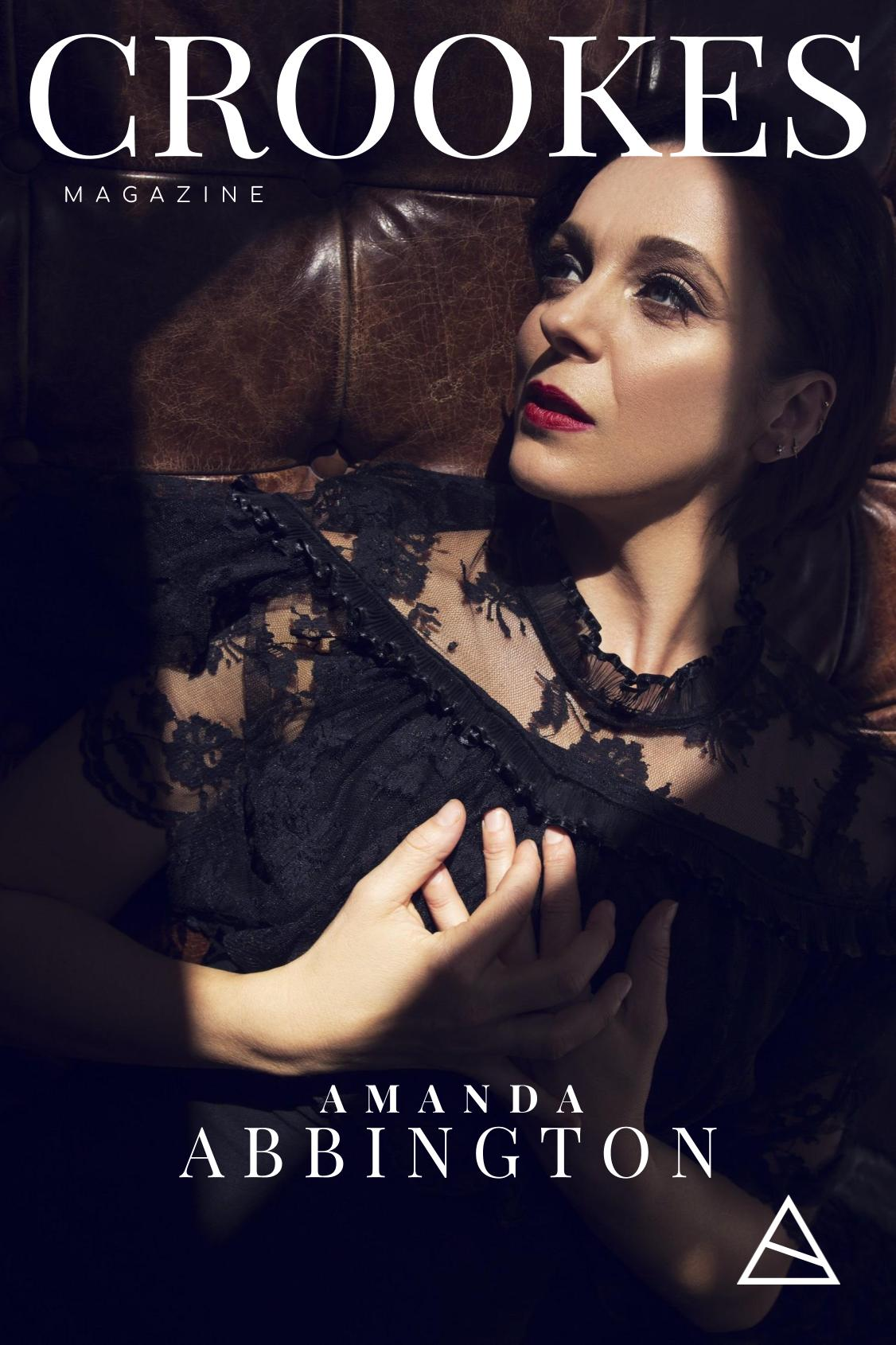 Amanda Abbington Photoshoot 2018