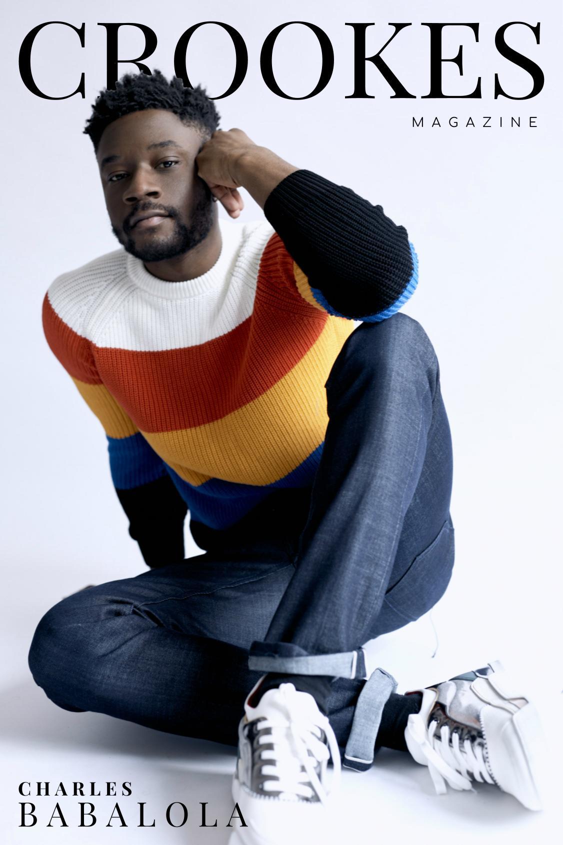 Charles Babalola Photoshoot 2018