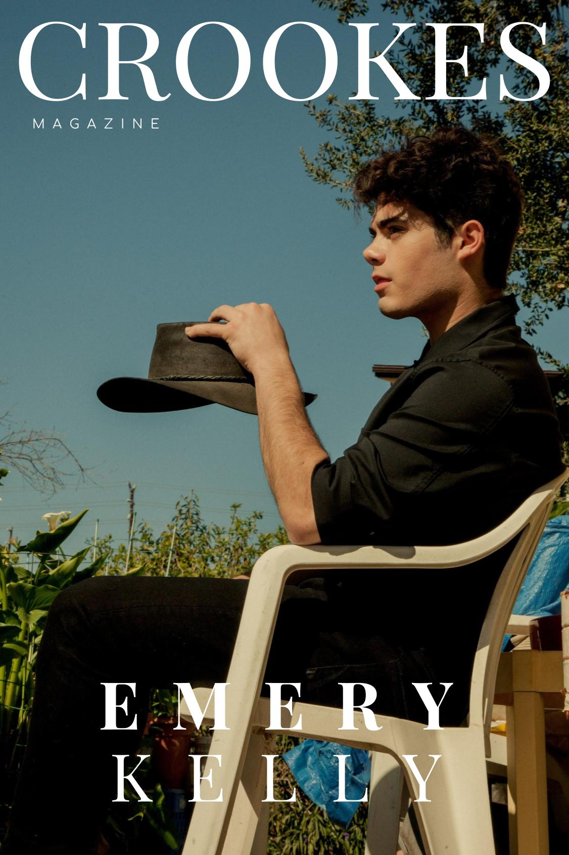 Emery Kelly Photoshoot 2018