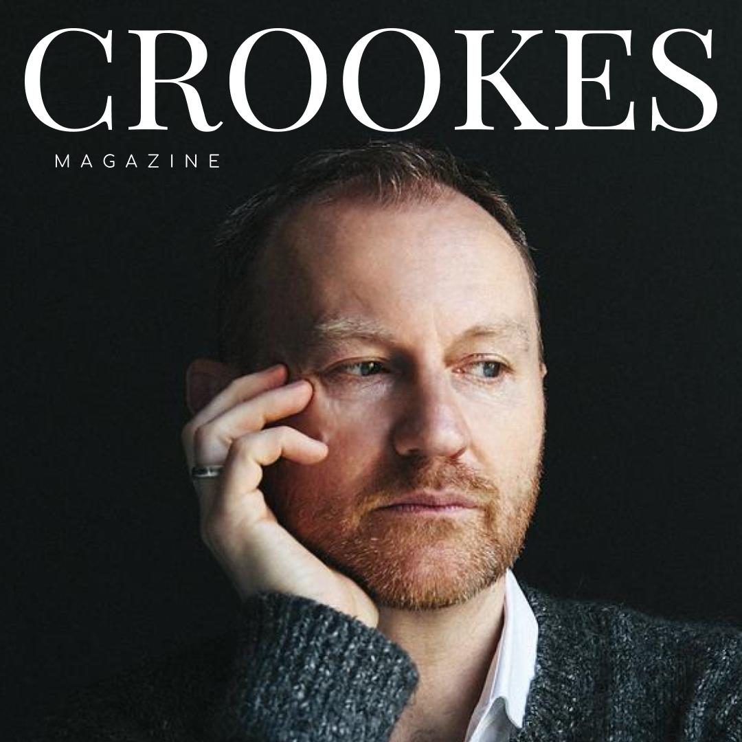 Mark Gatiss Photoshoot 2018