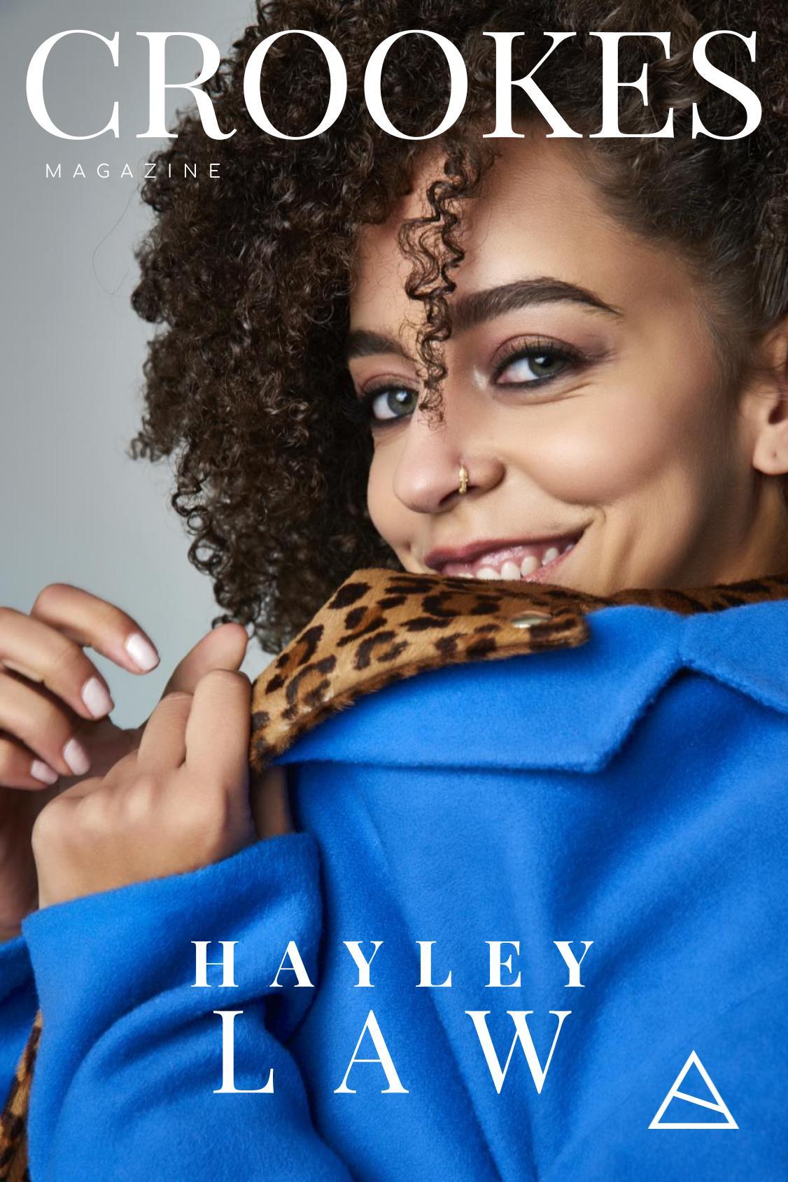 Hayley Law Photoshoot 2018