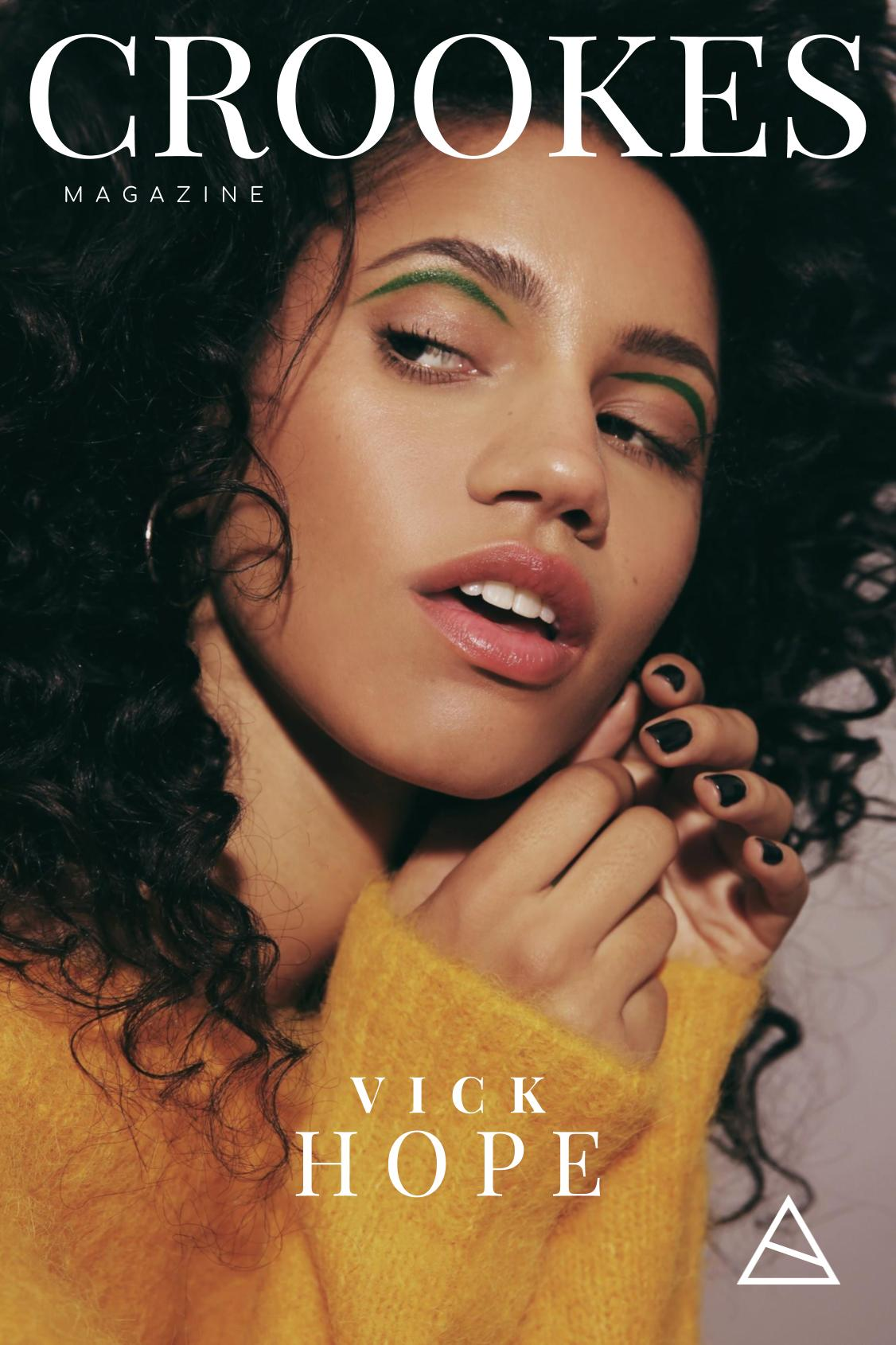 Vick Hope Photoshoot 2018