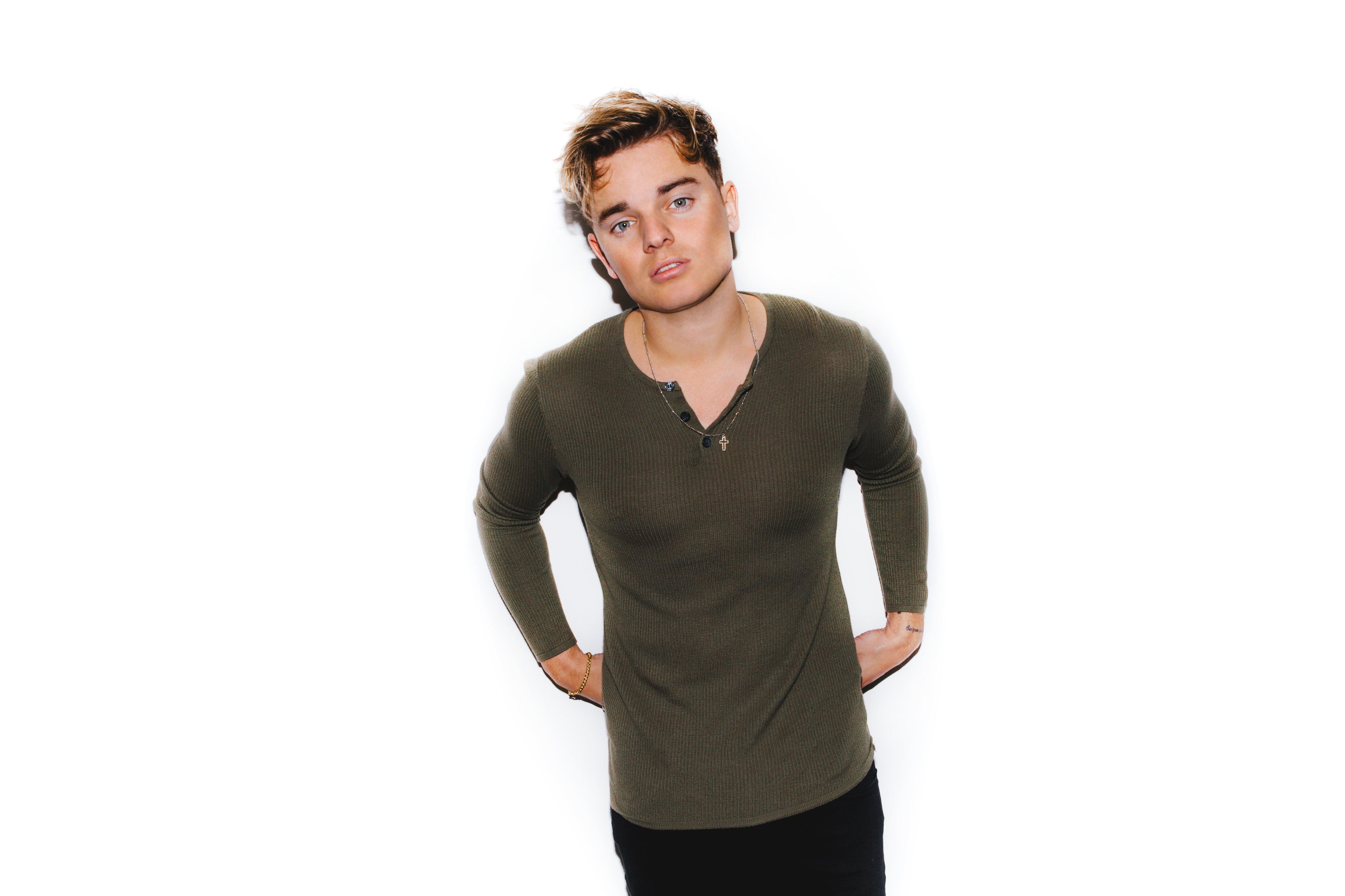Jack Maynard Photoshoot 2018